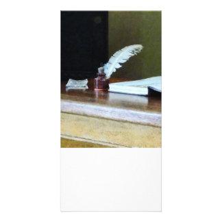 Cash Deposit Custom Photo Card