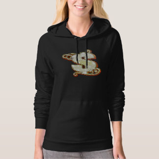 Cash Flow Is All I Know Bling Money Hoodie