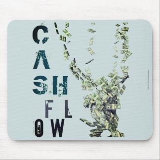 """""""Cash Flow"""" Mouse Pad"""