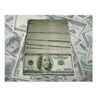 Cash Flow Postcard