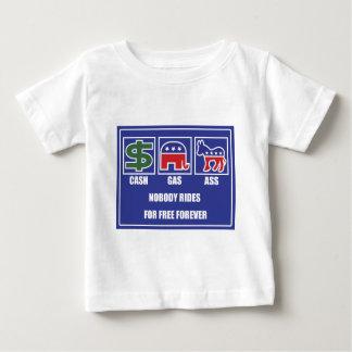 CASH GAS ASS Light Baby T-Shirt