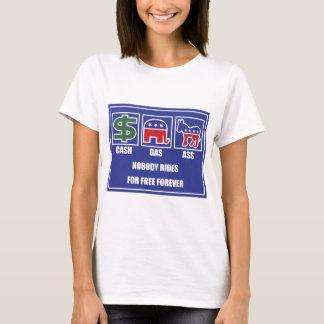 CASH GAS ASS Light T-Shirt