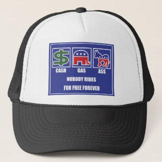 CASH GAS ASS Light Trucker Hat