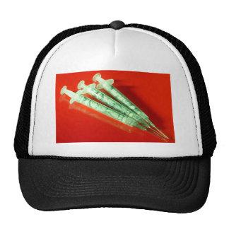 Cash injection trucker hat