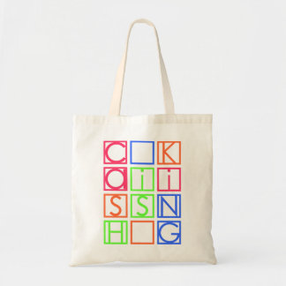 Cash Is King Budget Tote Bag