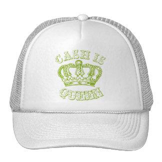 Cash Is Queen Trucker Hat