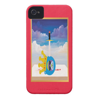 Cash Lovely Dim Warped Fantasy iPhone 4 case