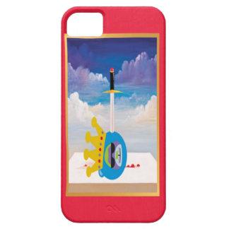 Cash Lovely Dim Warped Fantasy iPhone 5 case