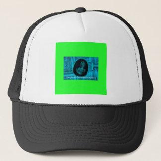 Cash Lover (Plastic Also Acceptable) Money Face Trucker Hat