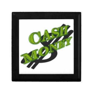 Cash Money! Baby! Jewelry Box