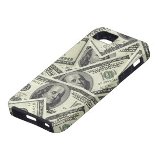 cash money dead presidents iPhone SE/5/5s case