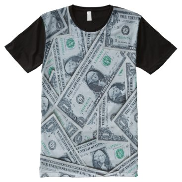 Cash Money Dollar Bills Shirt