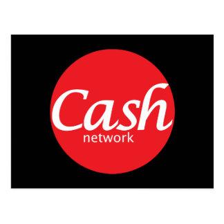 Cash Network Post Card