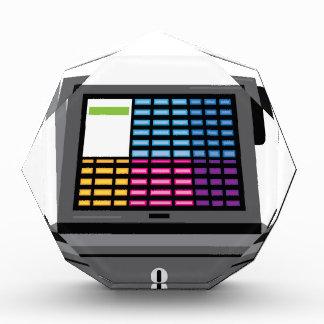 Cash Register Touch screen Acrylic Award