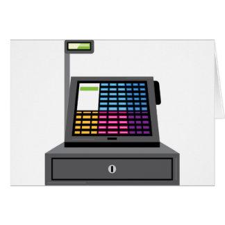 Cash Register Touch screen Card