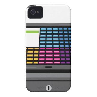 Cash Register Touch screen iPhone 4 Case-Mate Case