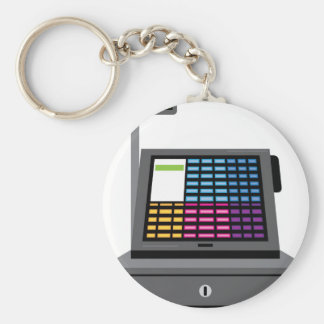 Cash Register Touch screen Keychain