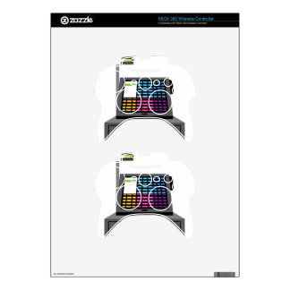 Cash Register Touch screen Xbox 360 Controller Skins