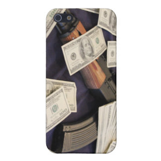 Cash Rules Everything Around Me Cover For iPhone SE/5/5s