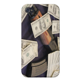 Cash Rules Everything Around Me iPhone 4 Covers