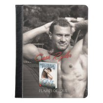Cash Ryder - Love in Bloom: The Remingtons iPad Case
