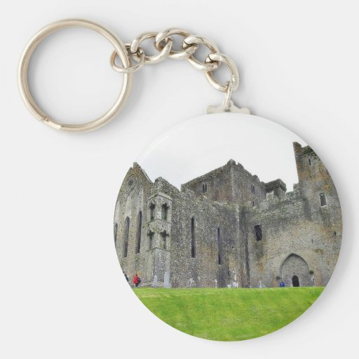 Cashel Ruins Castles Round Towers Keychains