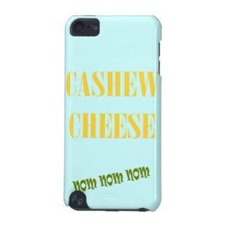 Cashew Cheese Nom Nom Nom iPod Touch 5G Cases