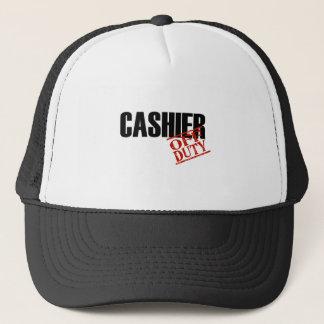 CASHIER LIGHT TRUCKER HAT