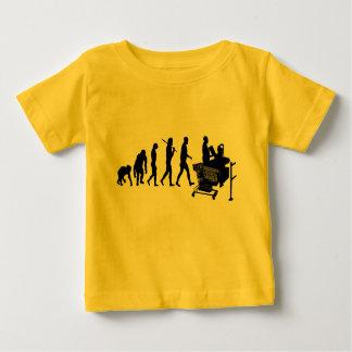 Cashier till operator supermarket staff gear baby T-Shirt