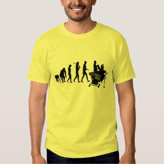 Cashier till operator supermarket staff gear shirts