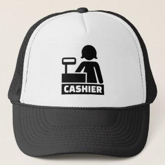 Cashier Trucker Hat