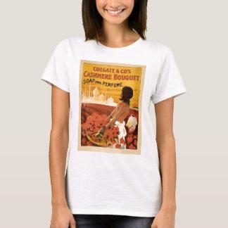 Cashmere Bouquet babydoll yellow T-Shirt