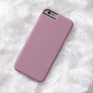 Cashmere Rose Fall Pantone Color 2015 Barely There iPhone 6 Case