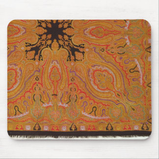 Cashmere scarf, c.1870-80 mouse pad