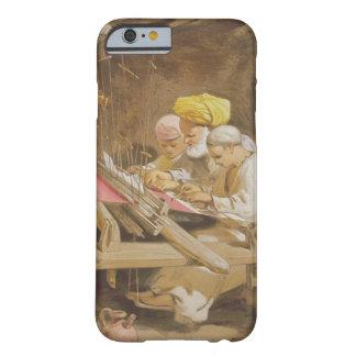 Cashmere Shawls: Weaving, 1863 (chromolitho) Barely There iPhone 6 Case
