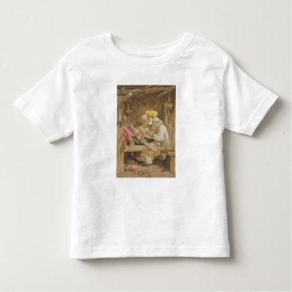 Cashmere Shawls: Weaving, 1863 (chromolitho) Toddler T-shirt