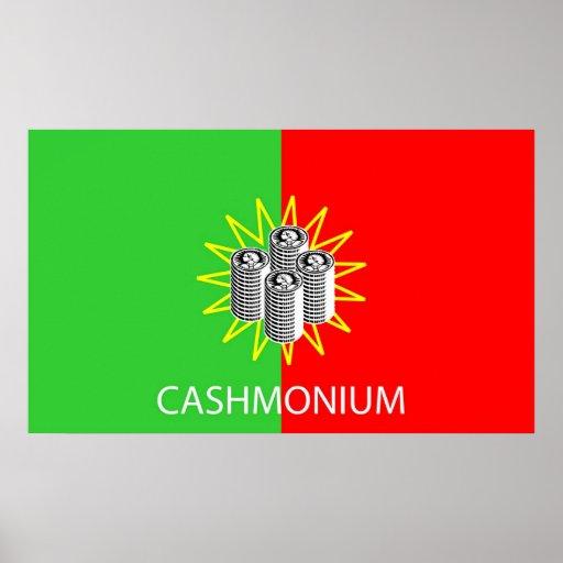 Cashmonium Póster