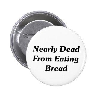 Casi absolutamente de comer el pan pin redondo de 2 pulgadas