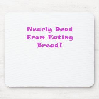 Casi absolutamente de comer el pan tapetes de ratones