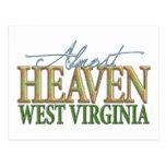 Casi cielo Virginia_2 del oeste Postal