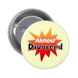 Casi divorciado pin