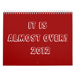 Casi encima calendarios