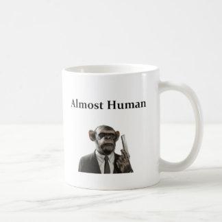 Casi humano taza