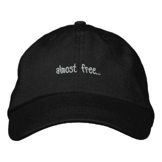 casi libere… gorras de beisbol bordadas