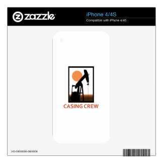 Casing Crew Skins For The iPhone 4S