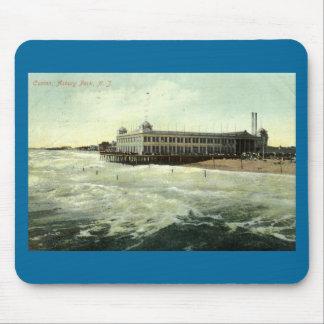 Casino, Asbury Park NJ 1910 Mouse Pad