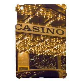 Casino Bright Lights Las Vegas Gambling Money iPad Mini Cover