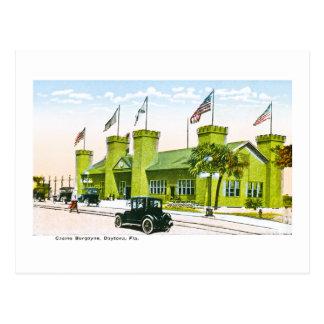 Casino Burgoyne, Daytona, la Florida Tarjeta Postal