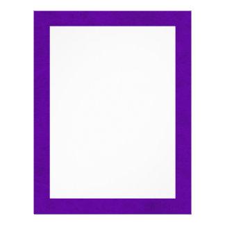 Casino casero de encargo del terciopelo púrpura de membrete