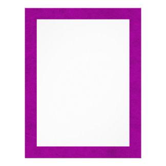 Casino casero de encargo del terciopelo púrpura ra membretes personalizados